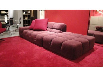sofa komposition tufty time von b b italia used design outlet angebote pinterest italia. Black Bedroom Furniture Sets. Home Design Ideas