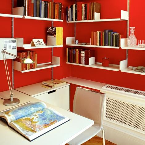 M s de 25 ideas incre bles sobre estantes de dormitorio for Dormitorio universitario