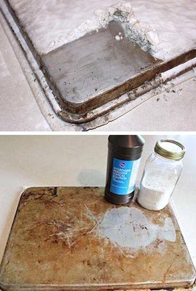 55La lista definitiva de consejos de limpieza y trucos para el hogar! La mayoría de ellos nunca había oído hablar antes
