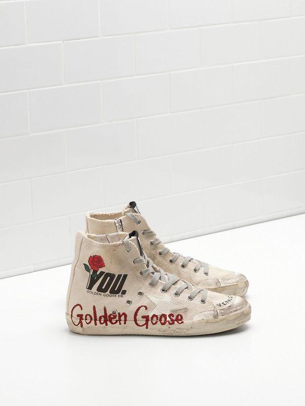 Womens Golden Goose Francy Sneakers