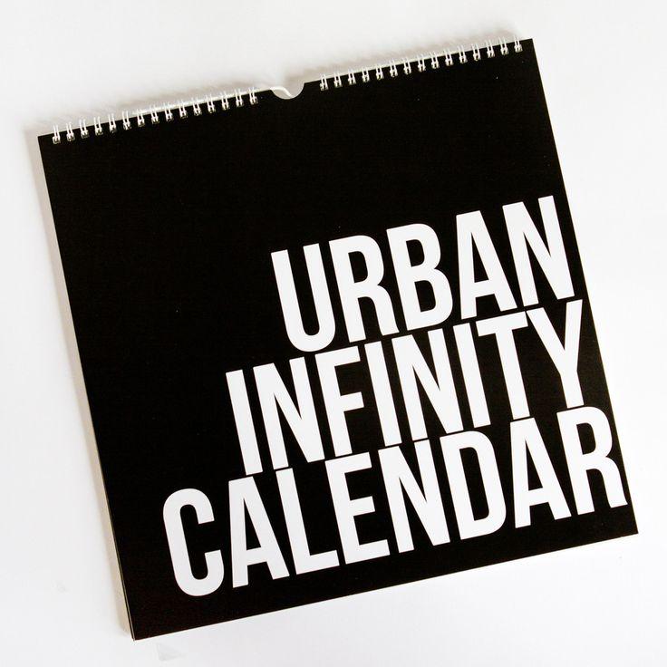 Urban Infinity Calendar