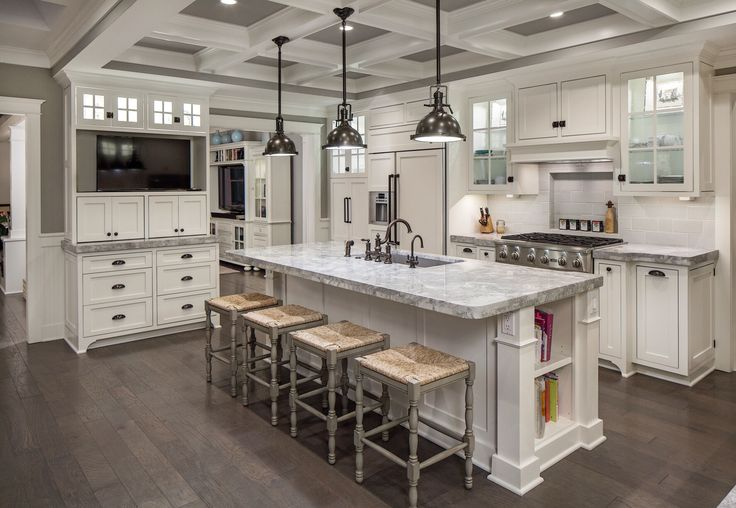 Modern Farmhouse Idea for butlers pantry in 2019 | Kitchen ...