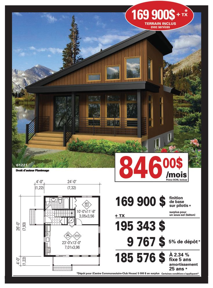 Plan 80674PM Vacation Getaway Cottage Vacation, Transom windows