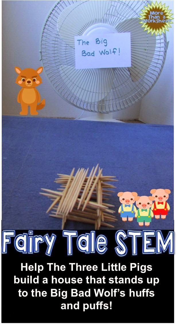 MRS. MCFADDEN'S CLASSROOM BLOG STEM projects & FREE printables