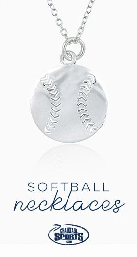 Play Ball Pendant Necklace