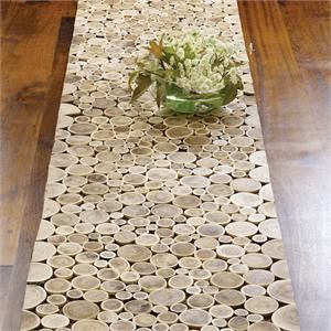 inlaid wood slices table: Crafts Diy Projects Ideas, Diy Ideas Projects Crafts, Branch Slice, Wood Slices, House, Table Runners, Branches