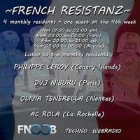 DVJ NIBURU (Tekno-Events - FHD Recording) - FRENCH RESISTANZ 8 @ FNOOB RADIO 080913 by Dvj Niburu on SoundCloud