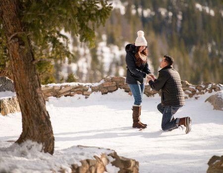 Sapphire Point Overlook Winter Proposal