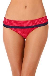Britt Red Spot Fold Pant by Panache available in Mambra / Wywijane figi od kostiumu Britt Red Spot od Panache dostępne w Mambra.