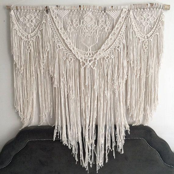 Free Macrame Curtain Patterns
