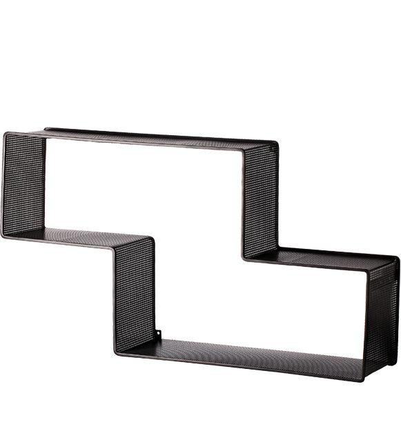 GUBI // Matégot Dedal Bookshelf in black