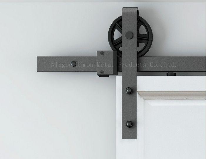 Димон индивидуальные фурнитура для раздвижных дверей Америки стиль фурнитура для раздвижных дверей DM-SDU 7210 без скольжения трек