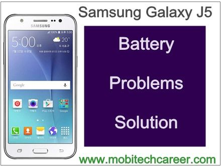 Solve All Types Battery Problems - Samsung Galaxy J5 Smartphone http://ift.tt/2wDw41o