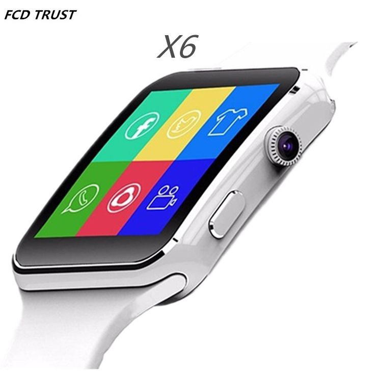 41.65$  Watch here - Bluetooth Smartwatch X6 Sport Smart Watch for Apple Android Phone with Camera Wearable Devices Support SIM card 2017 Newest  #magazineonline