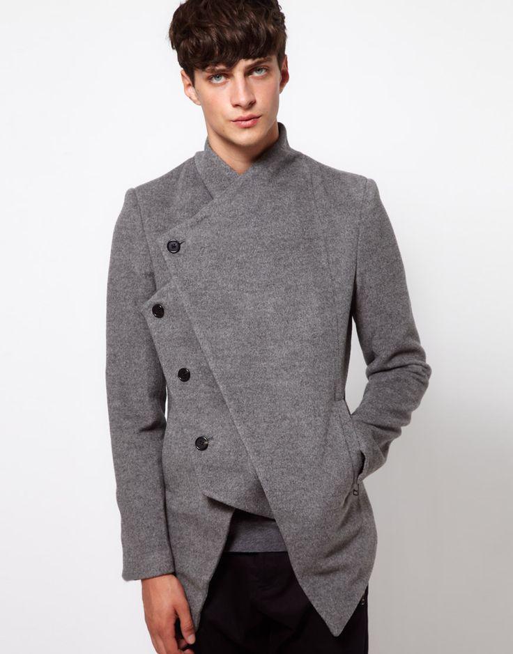 ++ unconditional finn coat