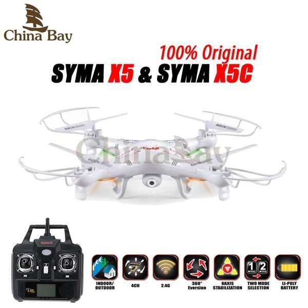 RC Drone 6-Axis Remote Control Helicopter Quadcopter With 2MP HD Camer – VrNDrones https://vrndrones.com/products/100-original-syma-x5c-upgrade-version-rc-drone-6-axis-remote-control-helicopter-quadcopter-with-2mp-hd-camera-or-x5-no-camera?utm_campaign=crowdfire&utm_content=crowdfire&utm_medium=social&utm_source=pinterest
