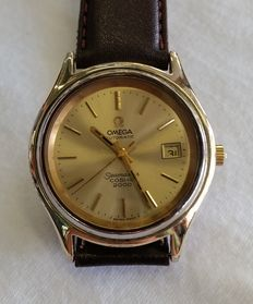 Orologio da polso vintage OMEGA Seamaster Cosmic 2000, anni '70