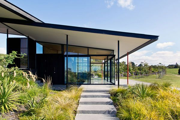Torea Residence By Tennent + Brown Architects decoration inspirations   Torea Tennent Residence Brown Architects