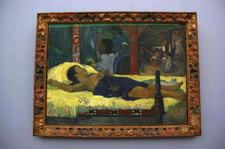 Paul Gauguin - Die Geburt