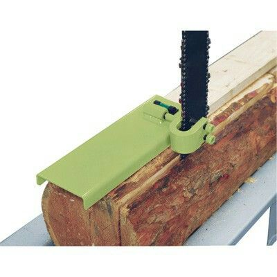 $30 chainsaw mill.