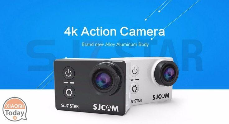[Codice Sconto] SJCAM SJ7 STAR WiFi Action Camera 4K  -  BLACK a soli 117€!!! #Xiaomi #4K #ActionCamera #CodiceSconto #Coupon #Offerta #Offerte #SJCAMSJ7STAR #Sportscam #Wifi https://www.xiaomitoday.it/?p=25684