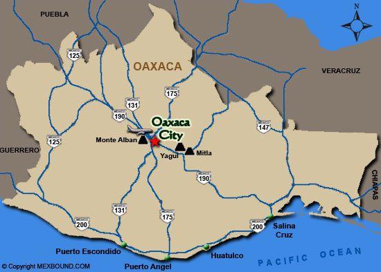 Oaxaca vacation