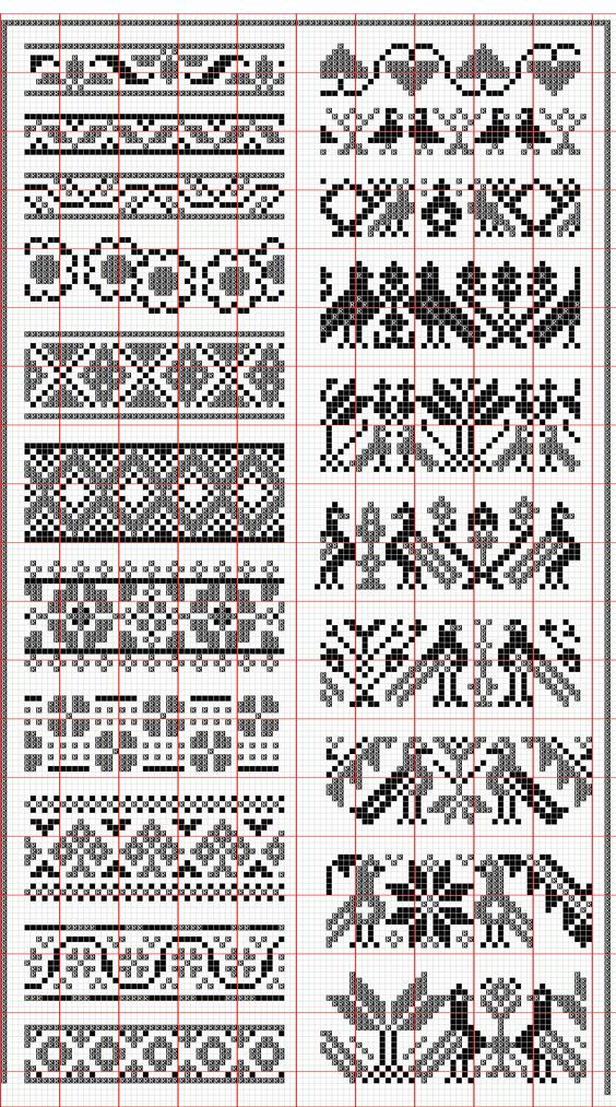 1919 best Fair isle images on Pinterest | Knit stitches, Balayage ...