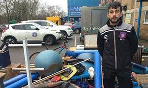 Carlisle united: community rallies round flood-hit football club - http://footballersfanpage.co.uk/carlisle-united-community-rallies-round-flood-hit-football-club/