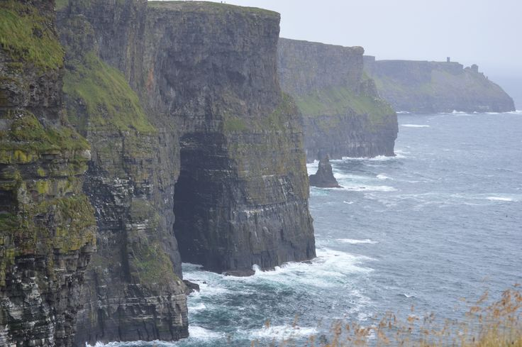 Been here - they just go on and on - Cliffs Of Moher, Co' Clare, Ireland... Spectacular