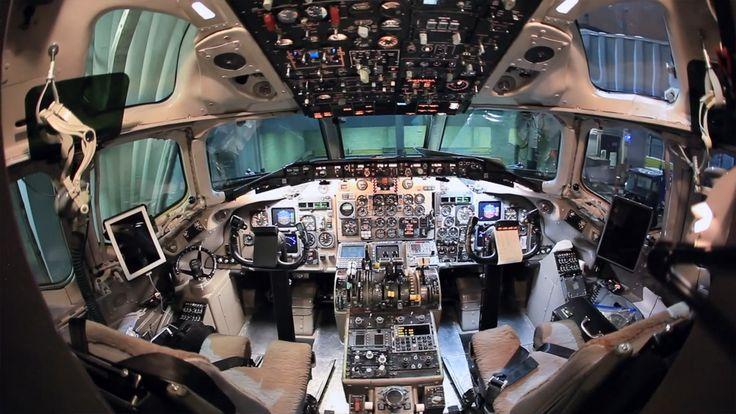 MD-80 cockpit | From the cockpit | Flight bag, Airline ...