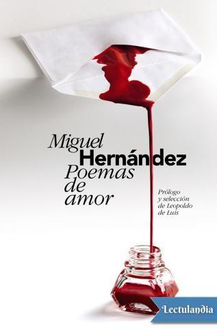 Figura singular dentro de la poesía española del siglo XX, MIGUEL HERNÁNDEZ (1910-1942) depuró en su poesía amorosa con sensibilidad extraordinaria las pulsaciones más naturales y primarias del impulso erótico, como el deseo, los celos, o la repr...