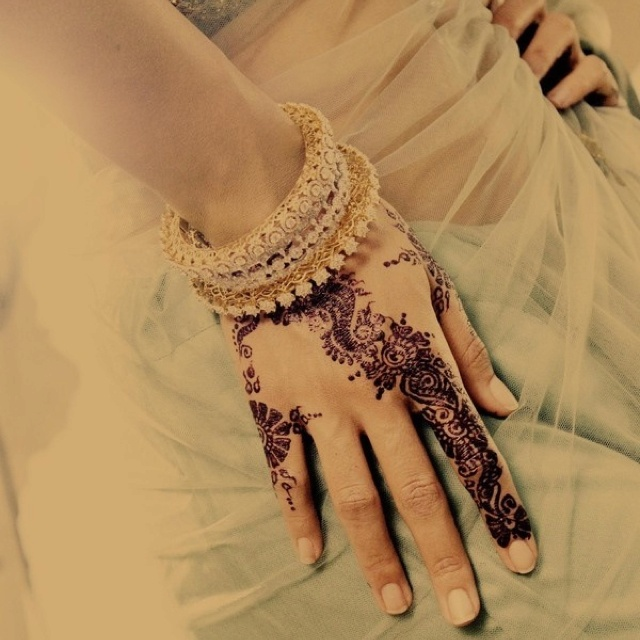 Mehndi, wedding hand tattoo (henna) | Tattoos