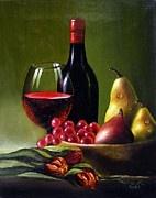 Red wine  Vesna Martinjak