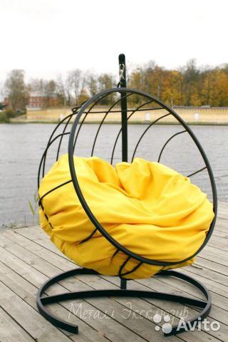 Подвесное кресло Liberty— фотография №3