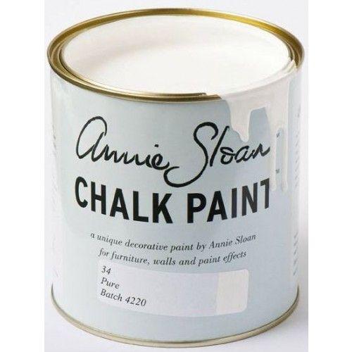 Annie Sloan krijtverf Pure 1 liter