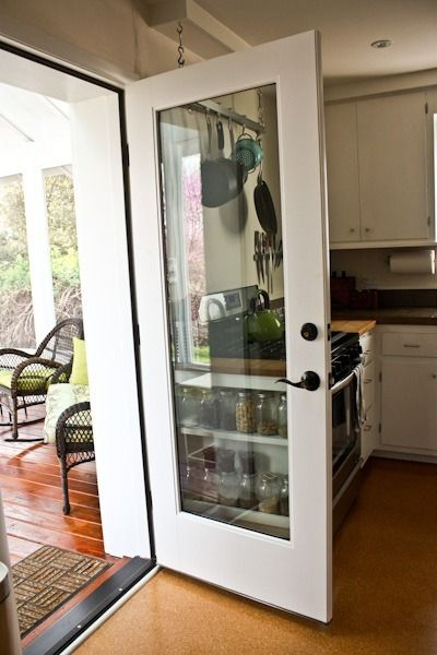 106 best Deck doors from the family room images on ... on Backdoor Patio Ideas id=43013