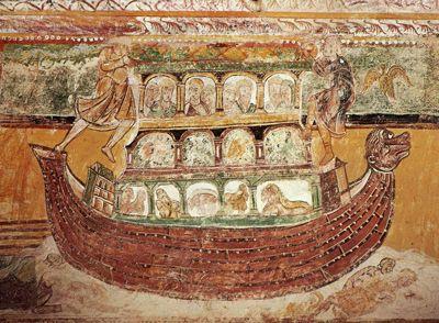 ノアの方舟の絵