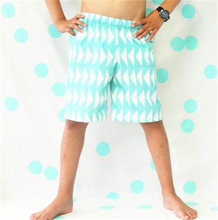 Boys Beachie Shorts - Size 8