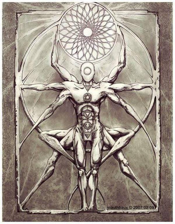 35 Grand Sacred Geometry Tattoo Symbols                                                                                                                                                                                 More