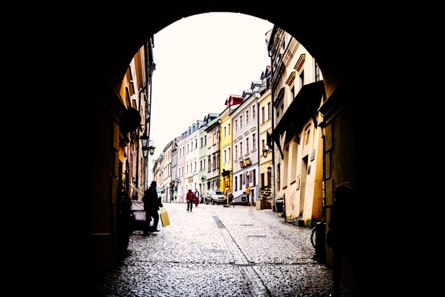 Lublin Old Town Gate