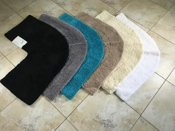 Cazsplash Corner Shower Mat Is Made From Microfibre With A Deep 1