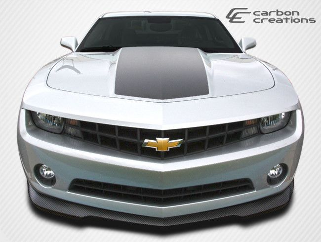 Now available on our store:  2010-2013 Chevrol... Check it out here! http://igautoworks.myshopify.com/products/2010-2013-chevrolet-camaro-v6-carbon-creations-gm-x-front-lip-under-spoiler-air-dam-1-piece?utm_campaign=social_autopilot&utm_source=pin&utm_medium=pin