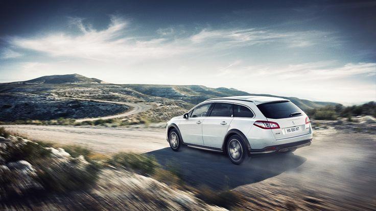 New #Peugeot #508RXH