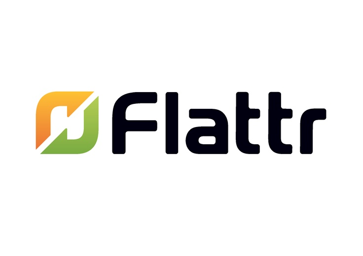 """FLATTR is the premiere tipping platform for creators, and facilitates gratuities for a 10% cut. Supporters use the system budget an amount that's divvied up each month to the folks they """"Flattr"""". This ensures that a regular stream of tips are distributed to creative entrepreneurs everywhere, every month."""