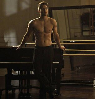 Glee's Dean Geyer on Brody's Future: He'll Keep Dancing, But Will He Sing