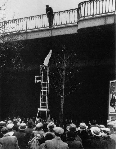 """Andre Kertesz """"Fete Foraine"""", Paris 1931"""