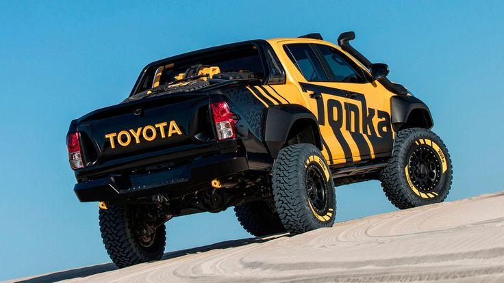 Toyota Hilux Tonka Concept: un juguete para niños ya crecidos. Foto 14 de 23.