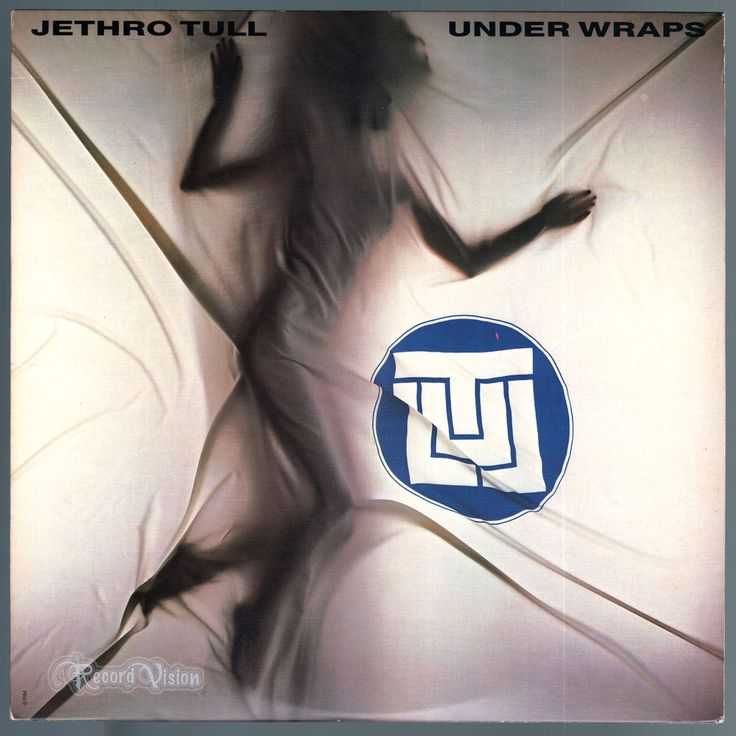 """#Under #Wraps, by #Jethro #Tull, features songs with subject matter that is heavily influenced by bandleader #IanAnderson's love of #espionage fiction. It was controversial due to its electronic/synth sound. The single """"Lap Of Luxury"""" reached No. 30. This is the first #JethroTull album since #ThisWas where the majority of songs were co-written with band members. Usually #IanAnderson is the sole song-writer. This is also the only #JethroTull album that doesn't have a live drummer. #Vinyl #LP"""