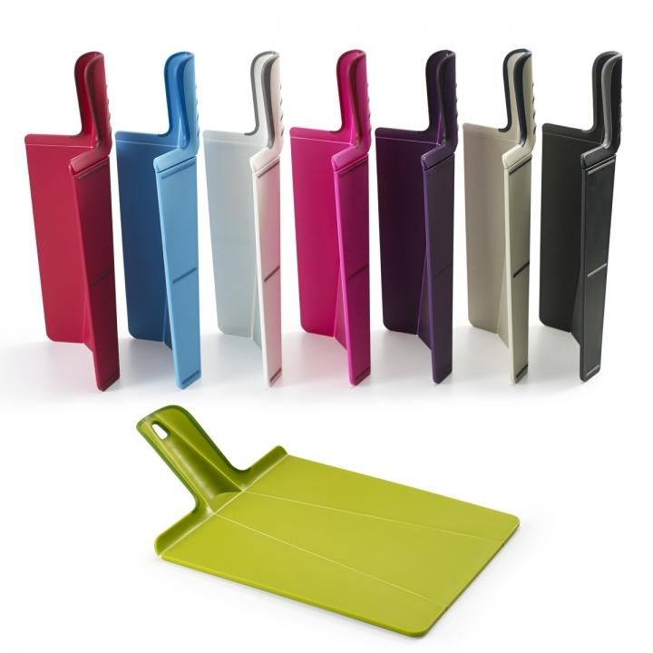 Perfect for tidy chefs...the Joseph Joseph Chop2Pot™ Plus, the original folding chopping board.