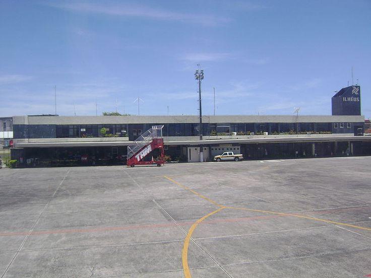 """""""Aeroporto de Ilhéus"""". # Ilhéus, Bahia. Brasil."""